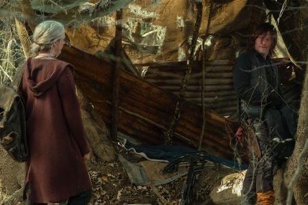 ウォーキング・デッドシーズン10第18話 ネタバレ 感想 メルル 死